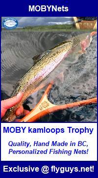 MOBY Kamloops Landing Nets