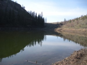 Deep Lake - Kamloops