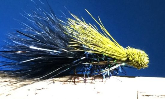Dsco Cactus Muddler Fly Pattern