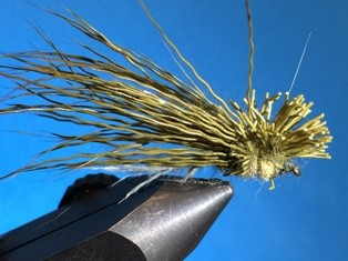 Original Disco Cactus Muddler Fly