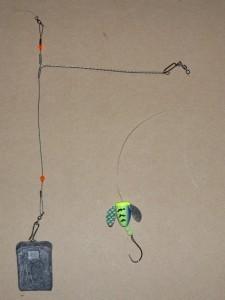... bar fishing chinook salmon tackle
