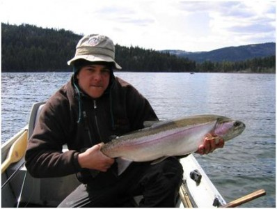 Fly Fishing Chironomids | Long Lining Deep Water Chironomids
