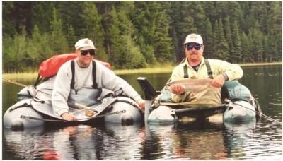 Fly Fishing Chironomids - Full Sink Deep Water Chironomids