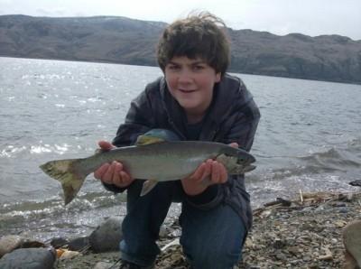 ... nice fish Tyler!