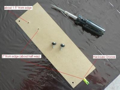 DIY Wire Dubbing Brush Maker ... pretty simple!