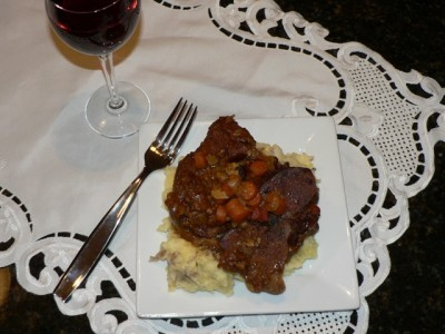 Osso Buco Delicioso Roasted Venison Shank Recipe ... simply delicious!