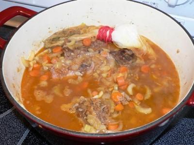 Osso Buco Delicioso Roasted Venison Shank Recipe ... mouth watering!