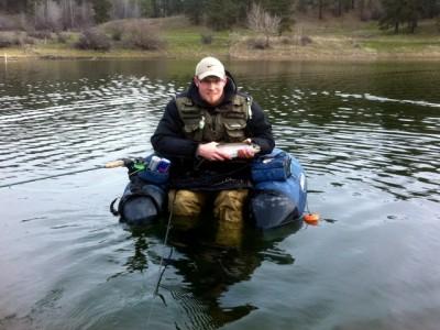 ... BC Interior fly fishing!