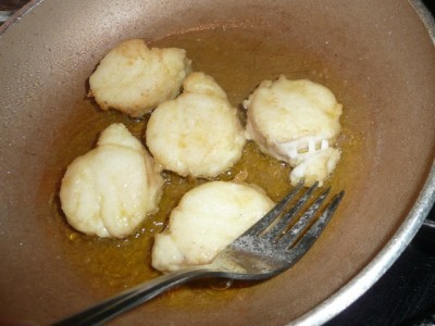 ... mamma Rosa'a fried burbot recipe!