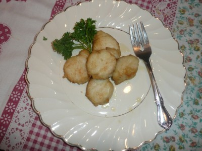 ... simply delicious fried burbot recipe!