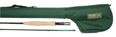 ... Dragonfly Kamloops fly rod combo - a flyguys favourite!