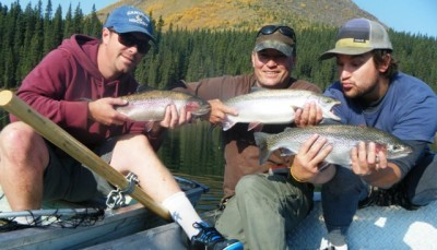 ... you got to love fly fishing in beautiful British Columbia!