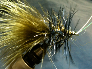Galloup Style Streamer Fly Pattern