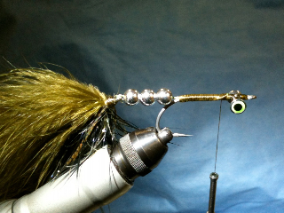 Galloup Style Streamer Fly Pattern - locked!