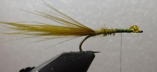 ... pin the tail on the Stump lake damselfly nymph!