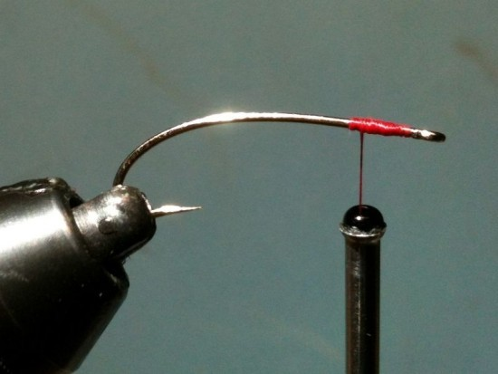 Quick Fish Fry Fly   BC Salmon Fry Fishing Pattern ... simple salmon fry fly pattern!