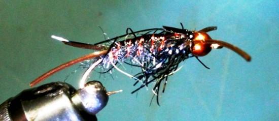 ... Rock Bottom Stonefly Nymph fly pattern