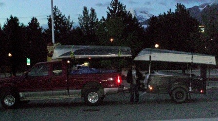 A Wonderful Whitetail Lake Fishing Vacation ... ready to go!