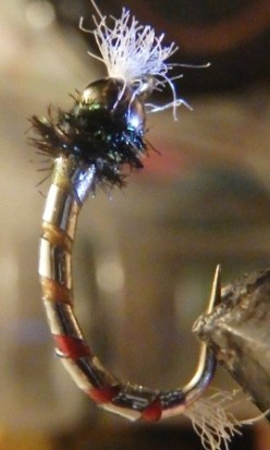 ... Iron Man Chromie Chironomid Fly Pattern