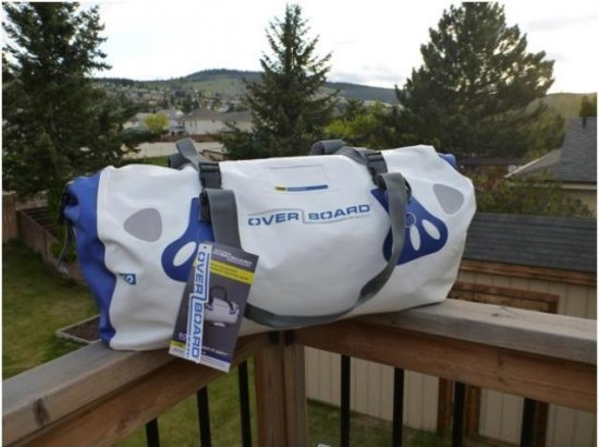 Boat Master Waterproof Duffel Review | Water Proof Dry Bag Review