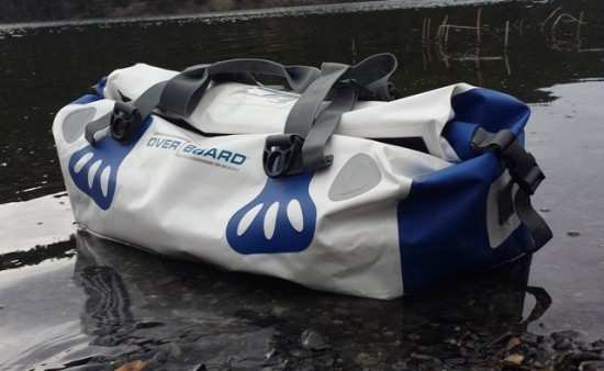 Overboard Waterproof Duffel Dry Bag 60L