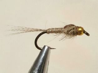 Early Spring FlyFishing Strategies - Mayfly Nymph Fly Pattern