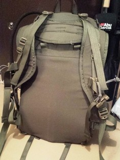 Hill People Gear Connor Pack Review - Harness