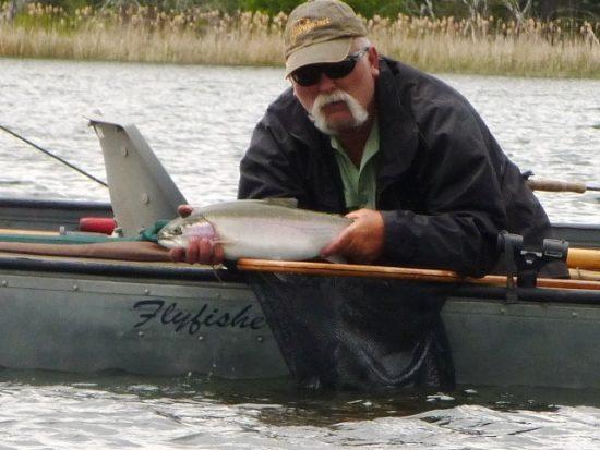 May Chironomids 2016 - Fly Fishing Beautiful British Columbia