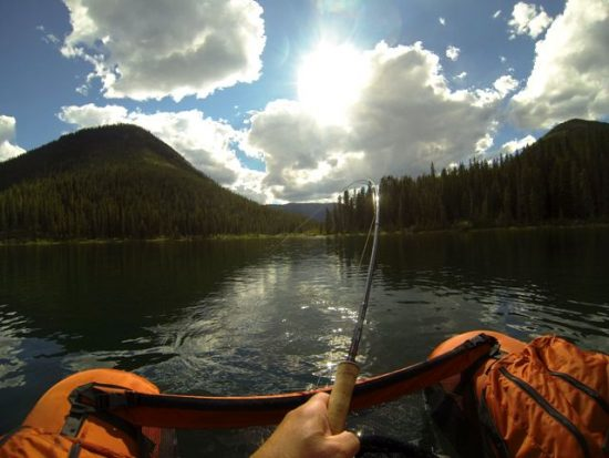 Palace in the Sky - BC Alpine Fly Fishing Report 2016 - Mountain Fish On