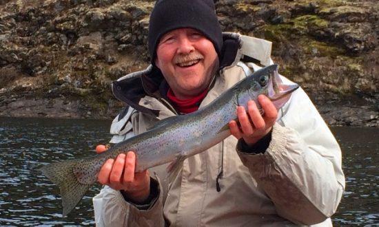 Mable Lake Fishing Report Spring 2018