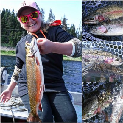 Kamloops Family Fishing Lakes - Fishing with Kids