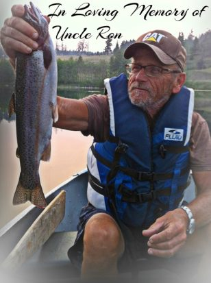 Kamloops Family Fishing Lakes