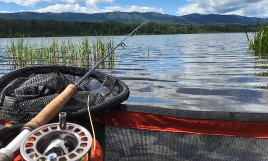 Northern BC Summer Fly Fishing Report 2018 - Seven Year Lake