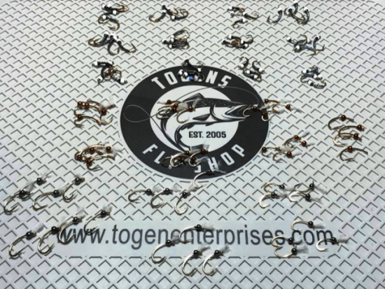 Togens fly tying hook and bead mat