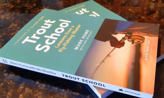 Trout School - Lessons from a Fly Fishing Master - Mo Bradley