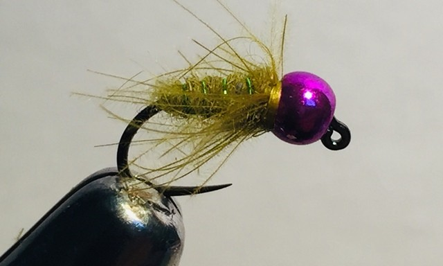 Fly Fishing the Flow - Fly Pattern