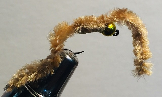 Fly Fishing the Flow - Worm Fly Pattern