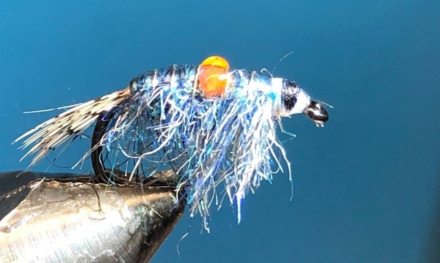 Parasitic Molting Scud Fly Pattern