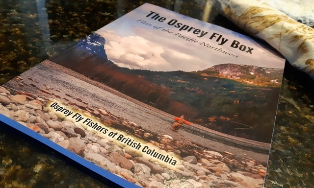 Osprey Fly Box - Flies of the Pacific Northwest - Book Review