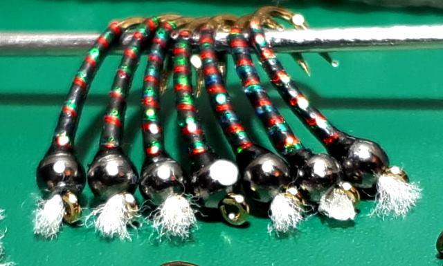 Pornomid Chironomid Pupa Flys